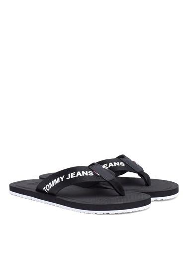 Tommy Hilfiger Sandalet Siyah